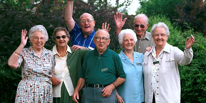 Разместить пожилого родственника на время отпуска
