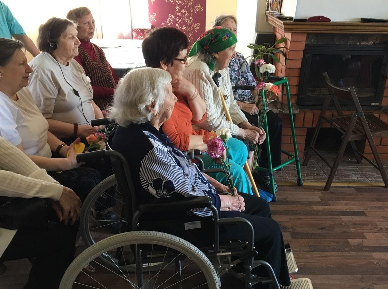 дом престарелых для инвалидов