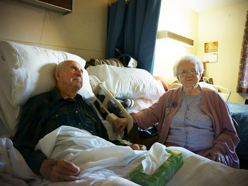 Реабилитационный центр для пожилых