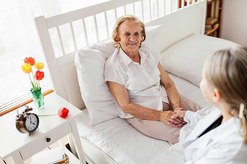 Уход за пациентом с деменецией