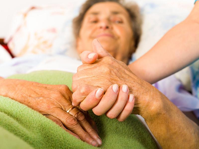 Болезнь Паркинсона у пожилых людей