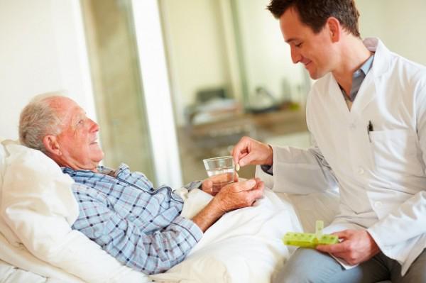Оформление ухода за пожилыми