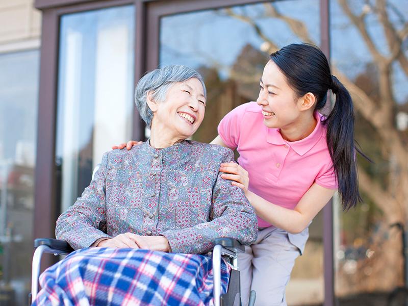 Пансионаты для пожилых в Китае
