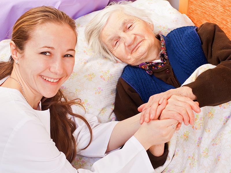 Пансионат для пожилых в России