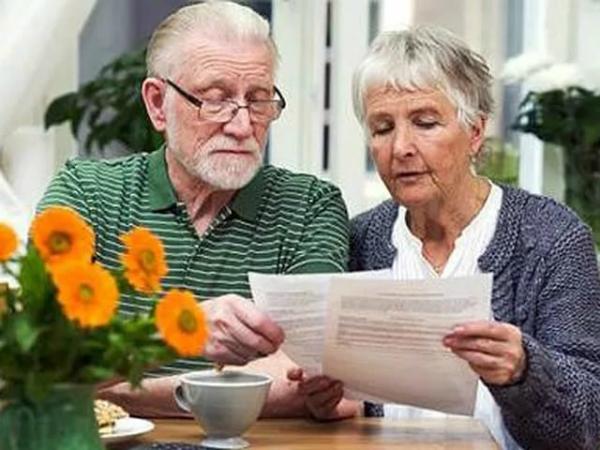 Пенсионная выплата в 2018