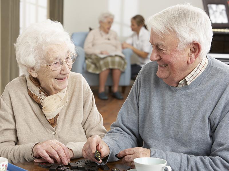 Питание в пансионате для пожилых Спб