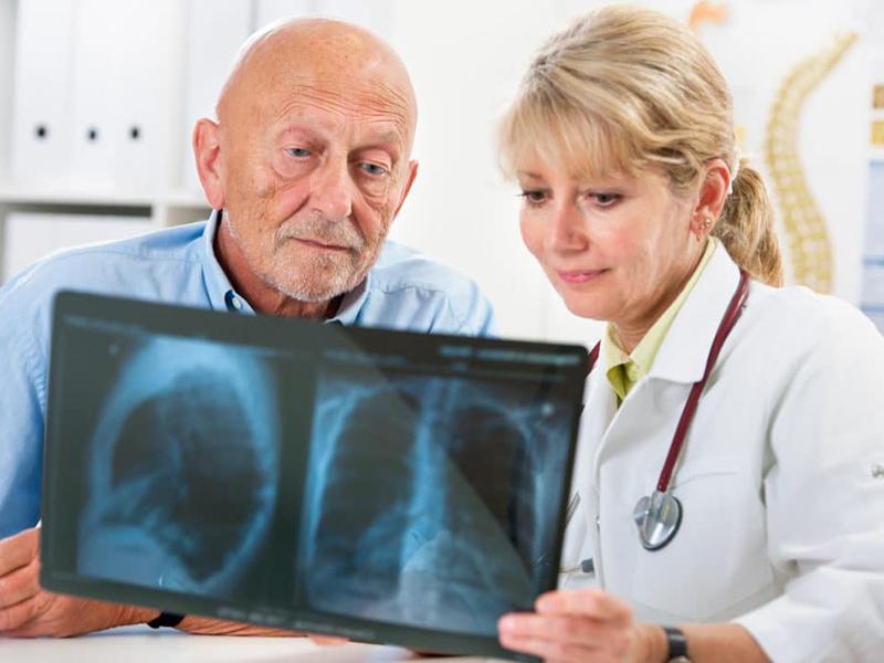 Пневмония в пожилом возрасте