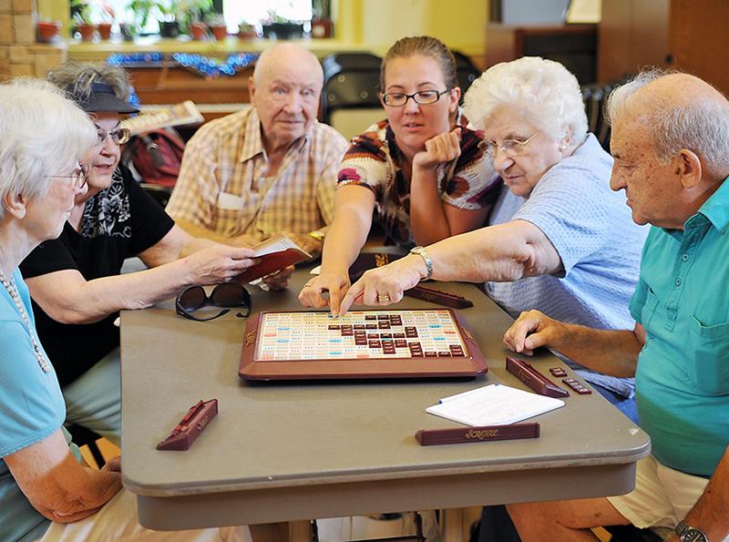 Популярные игры для стариков