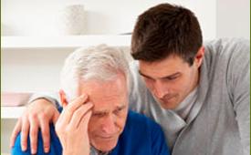 Деменция, уход за пожилыми людьми с деменцией в пансионате для пожилых людей GreenHome