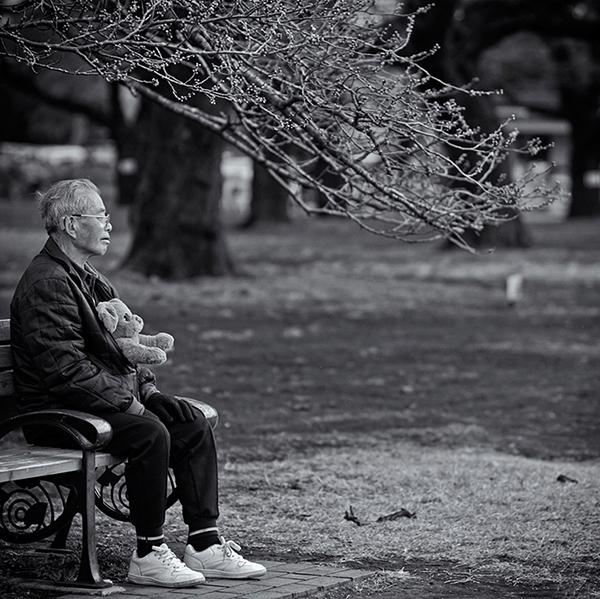 Симптомы депрессии у пожилых