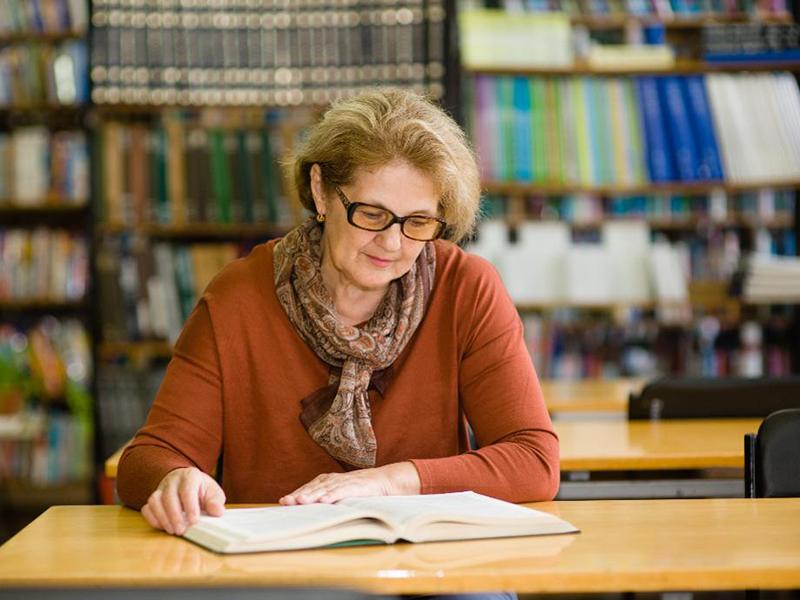 Сохраняем зрение в пожилом возрасте