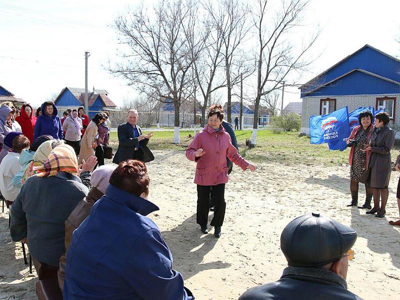 Поселок Ветеран для пожилых