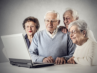 Техника для пожилых людей