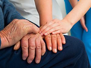 Проблемы престарелых людей