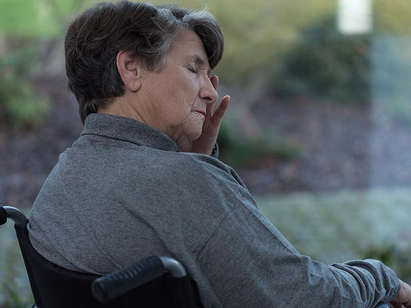 Психологические проблемы пожилых