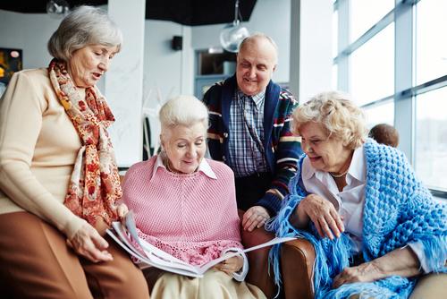Решение проблем пожилых людей