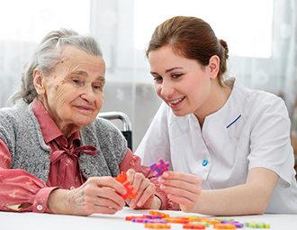 Монтессори для престарелых