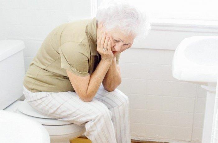 Профилактика запоров у пожилых