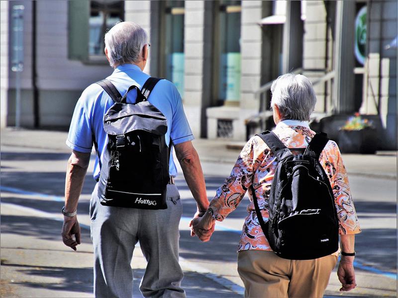 Путешествия для пенсионеров