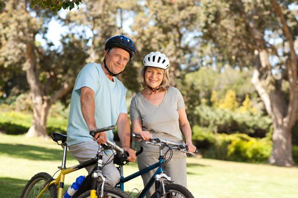 Велосипеды для пожилых людей