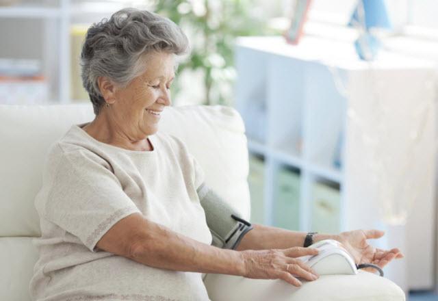 как понизить пульс у пожилого человека