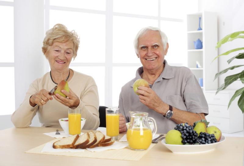 что полезно есть в пожилом возрасте