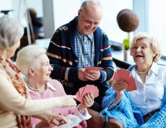 Недорогой частный дом престарелых