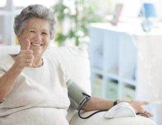 Давление у пожилых людей