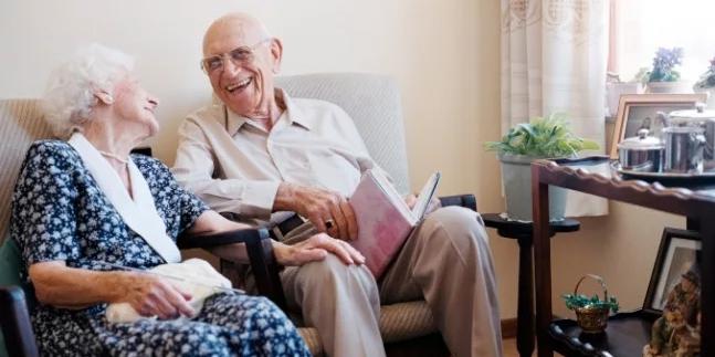 Подготовка к дому престарелых