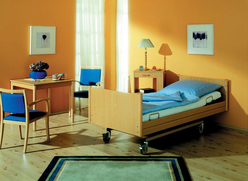 Комфортная и безопасная комната лежачего больного