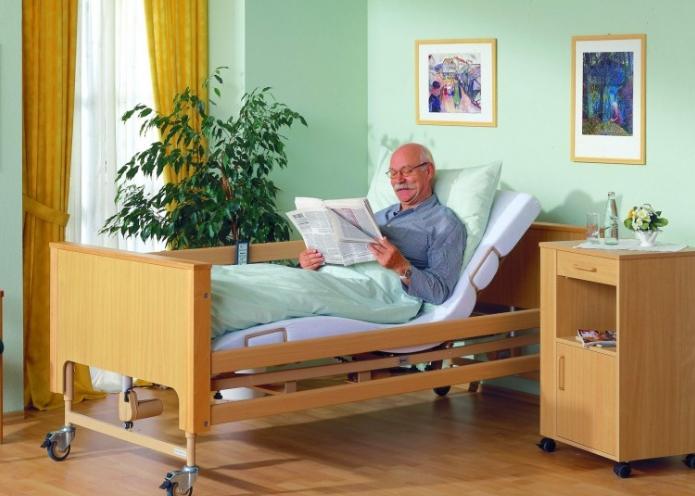 Комната лежачего больного
