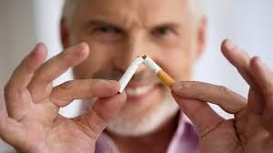 Как бросить курить в пожилом возрасте