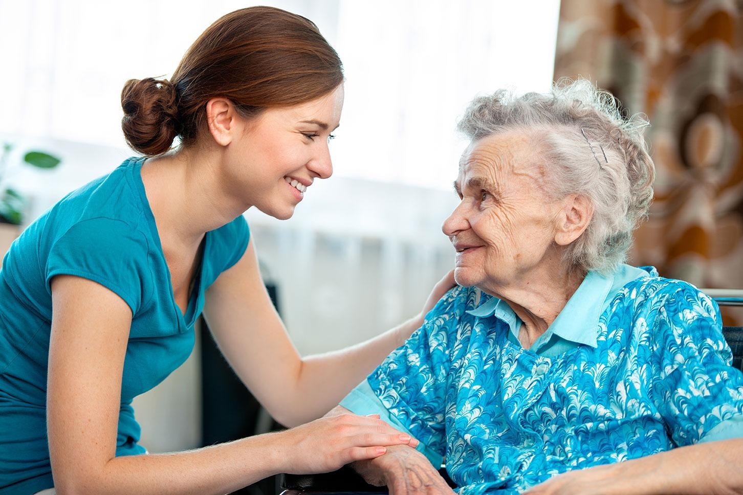 Уход и забота за пожилыми с невралгией