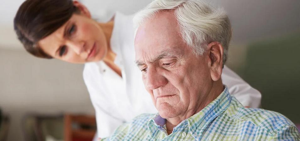 психические расстройства у пожилых