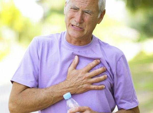 стенокардия у пожилых