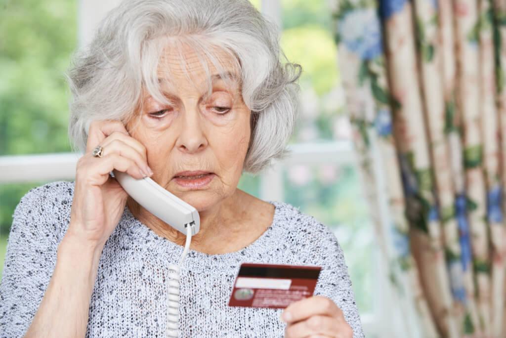 Доверчивый пенсионер
